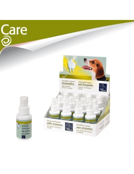 Dental Spray with enzymes