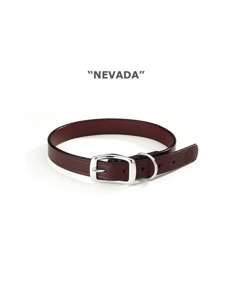 """Δερμάτινο Περιλαίμιο """"Nevada"""""""