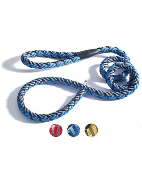 Two-coloured Reflex Choke Leash