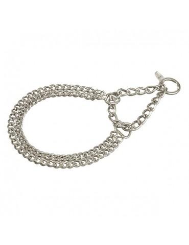 Stainless steel semi choke collar