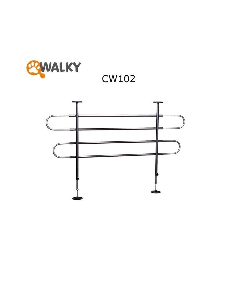 WalkySeparator with 2 bars