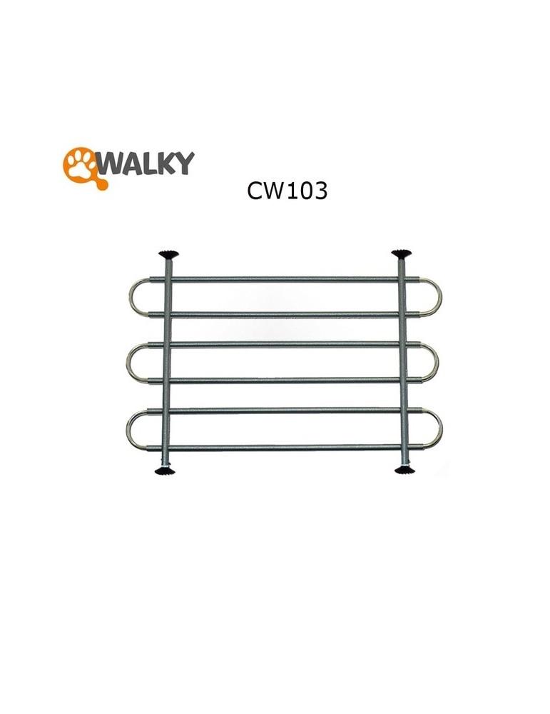 WalkySeparator with 3 bars