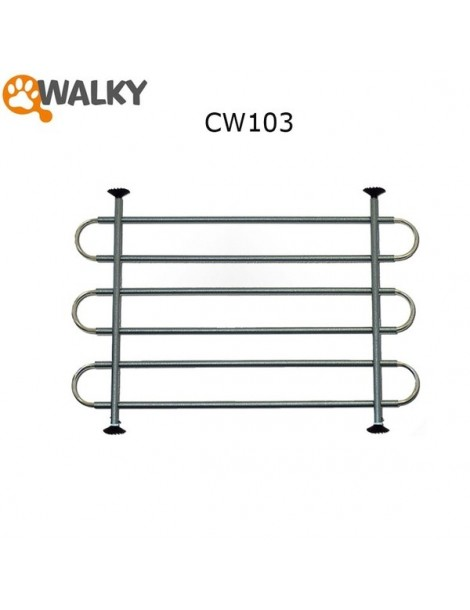 WalkySeparator with 3 bars