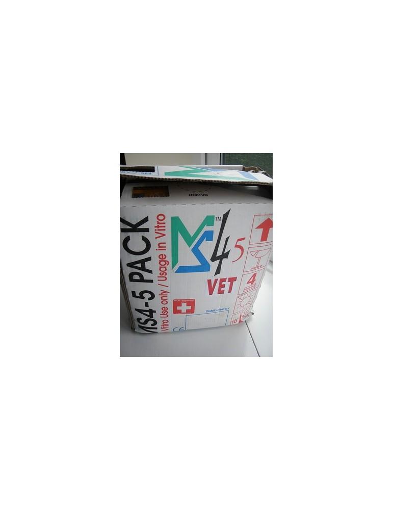 MS4+ Pack Vet (125 Cycles)