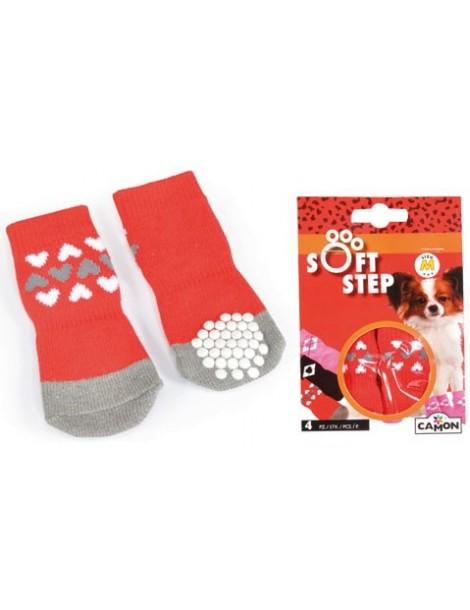 Red Pet Socks
