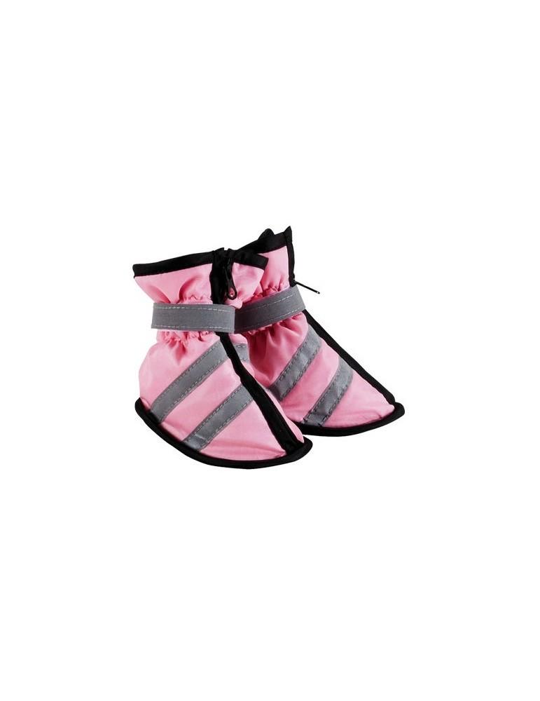 """Jogging"" Dog Boots (Pink)"
