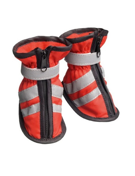 """""""Jogging"""" Dog Boots (Red)"""