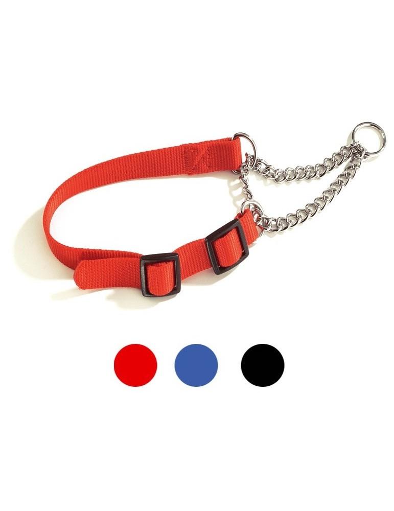 Nylon Semi Choke Collar