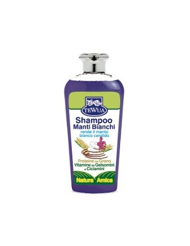 White Coat Shampoo with Jasmine