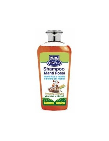 Reviving Shampoo for Red Coats Henna