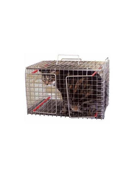 Ανοξείδωτη Παγίδα γάτας