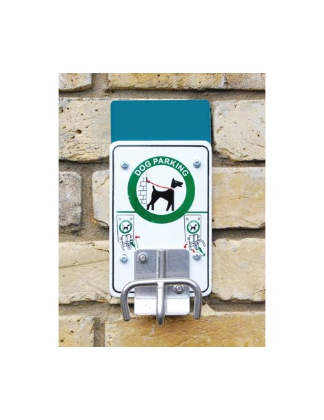 Dog parking facility