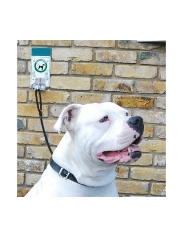 """Σύστημα δεσίματος σκύλων """"Dog parking"""""""
