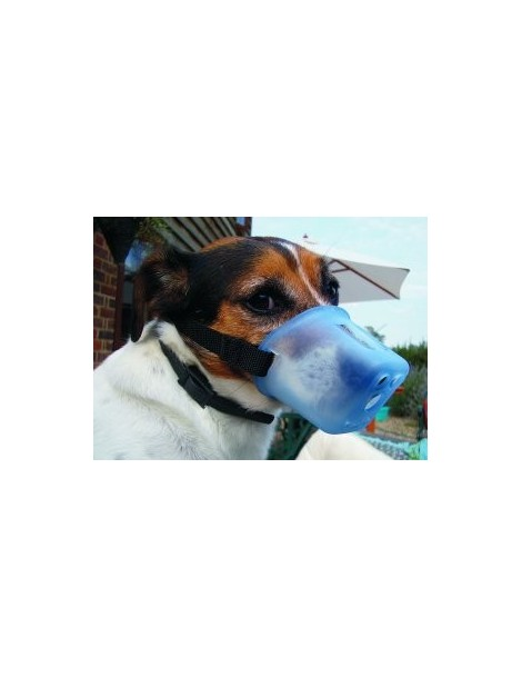 Professional dog safety muzzle Small