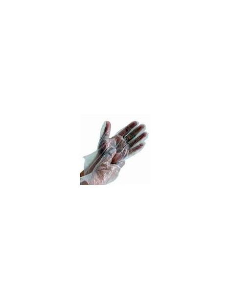 Διαφανή Γάντια Σαγρέ