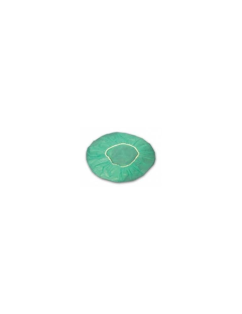 Σκούφιες Με Λάστιχο Γύρω-Γύρω Πράσινες