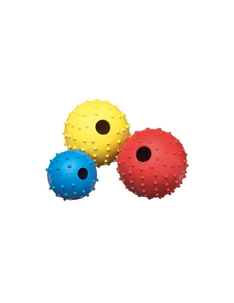 Dog Toy Ball with Bell