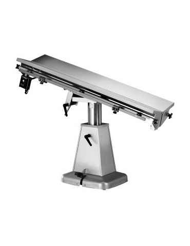 Heated  V-Top Surgery Table with Hydraulic Lift Base