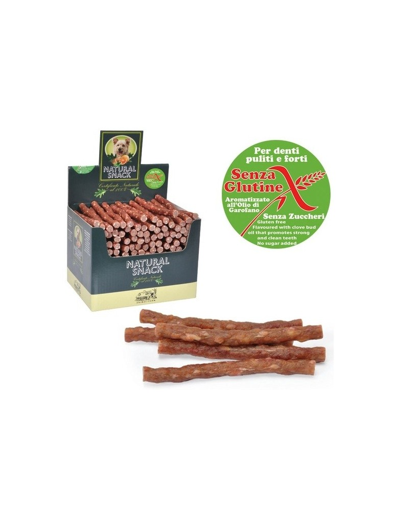 Vegetable Sausage for Dogs