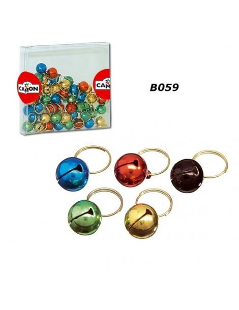 Coloured bells