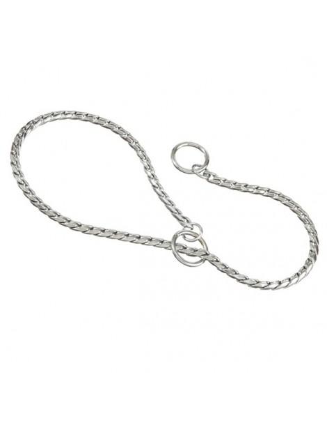 Chromium plated choke collar