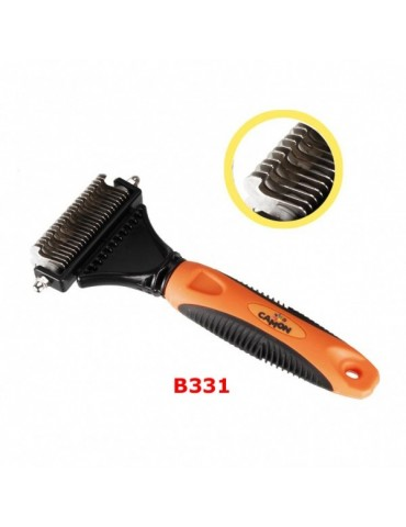 Comb with 12+11 blades