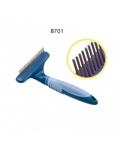 37 Rotating teeth rake