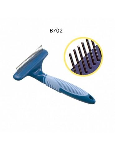 27 Rotating teeth rake