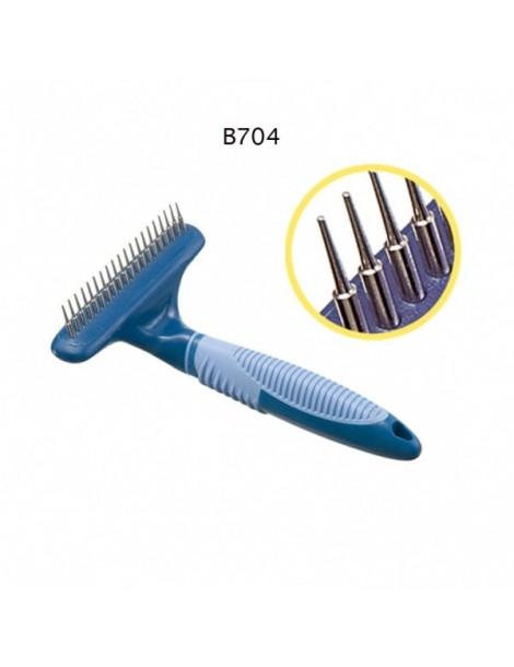 20 Rotating long teeth rake
