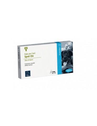 Spot on αμπούλες με έλαιο Neem για σκύλους άνω των 10 kg