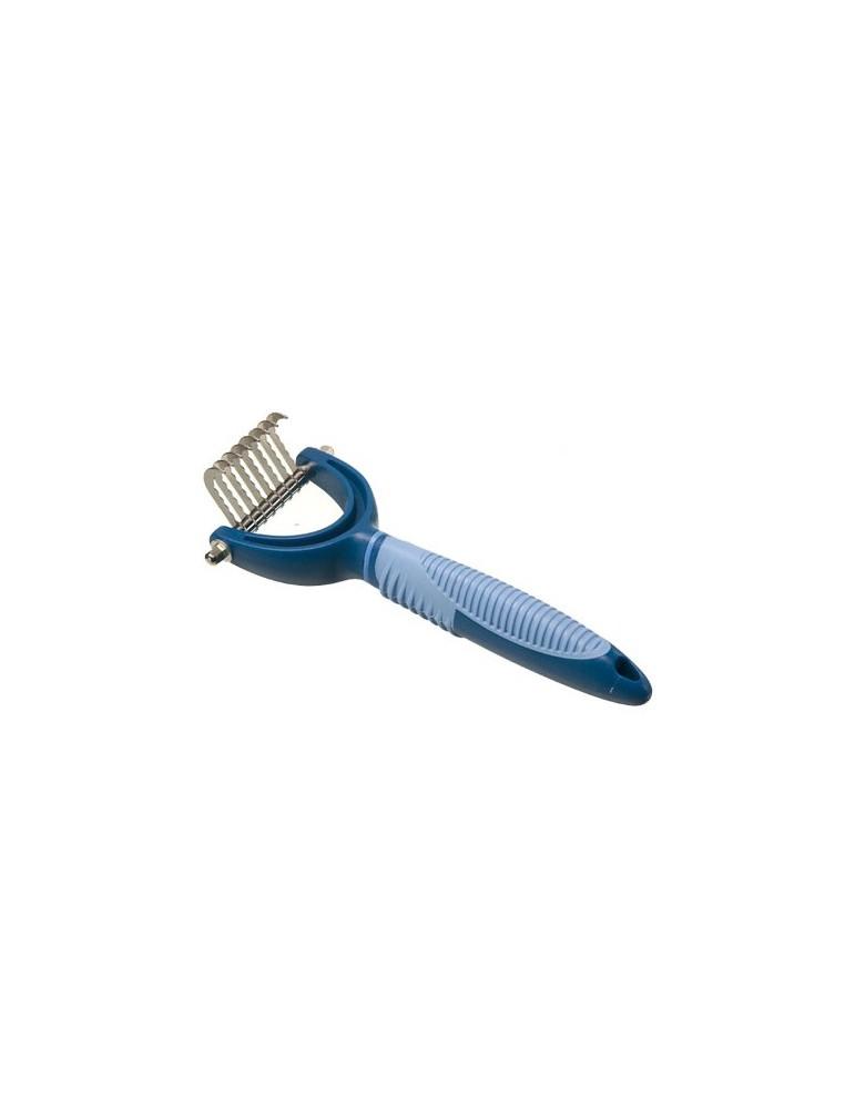 T-shaped Dematter comb