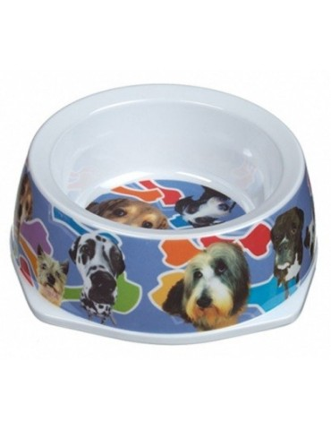 Πιατάκια Μελαμίνης με σχέδιο Σκύλους