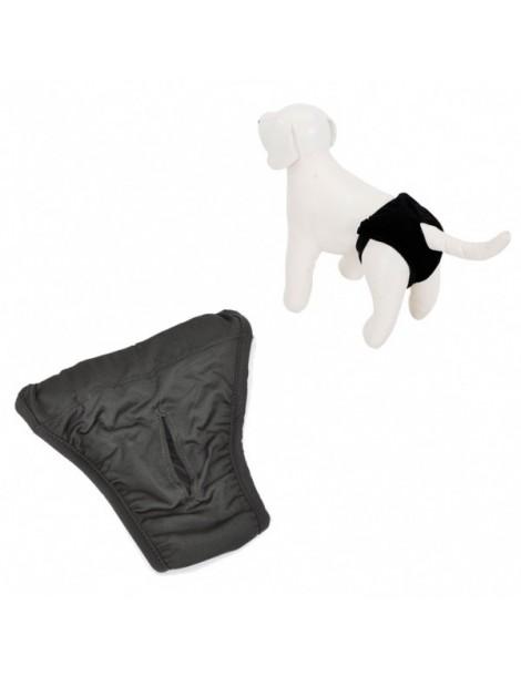 SpeedySlip Black dog pants