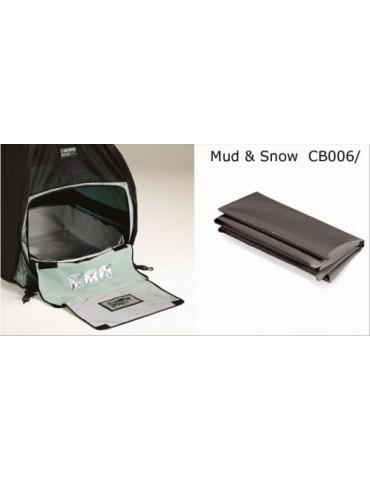 Mud-Snow Pillow for Dog Bag