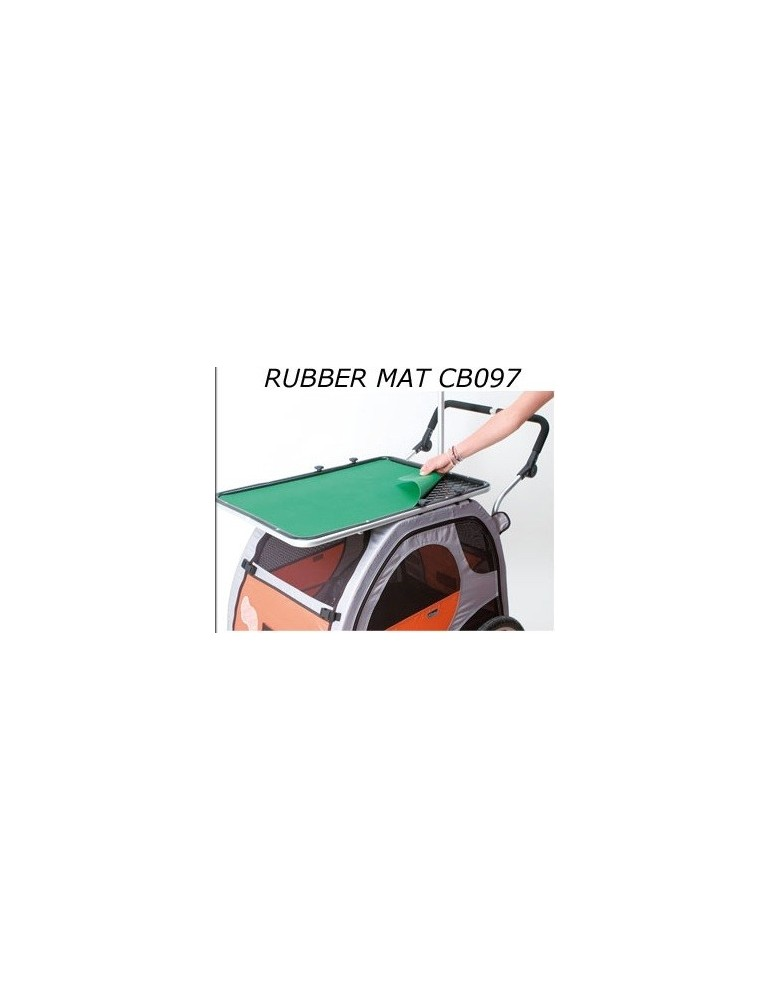 Rubber Mat Grooming Kit (Speed Wagon)