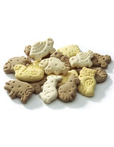 Μπισκότα σε Σχήμα Ζώων