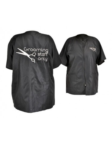 Black Grooming Jacket