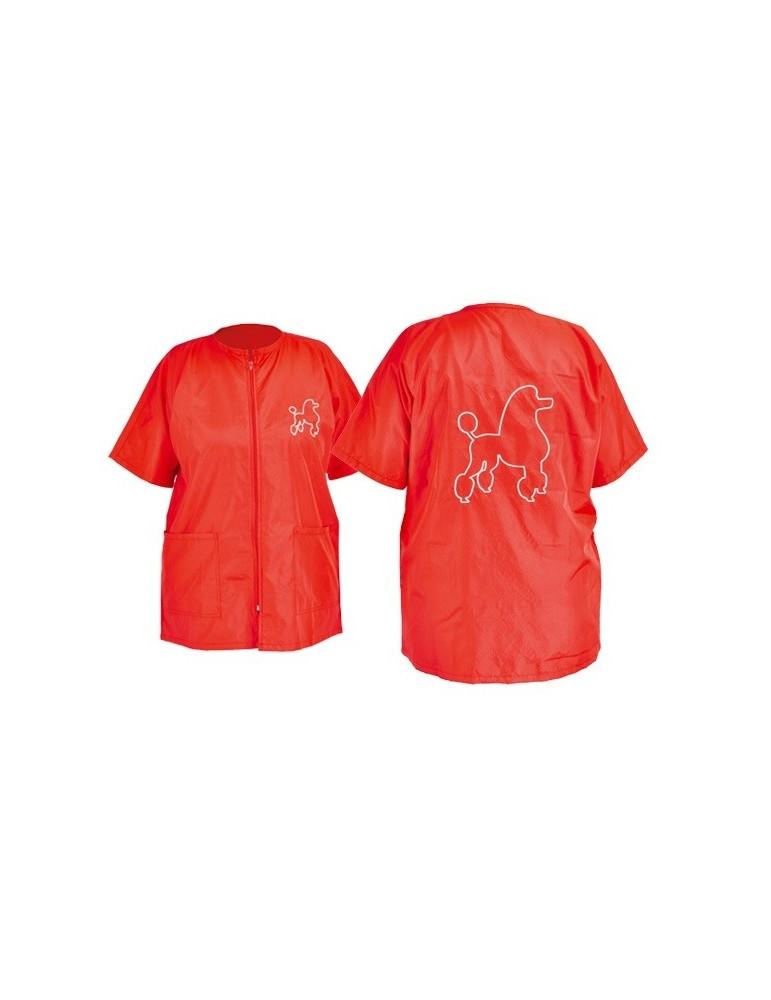 Red Grooming Jacket