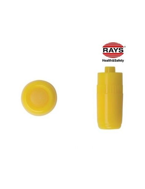 Καπάκι Injection Stopper Yellow
