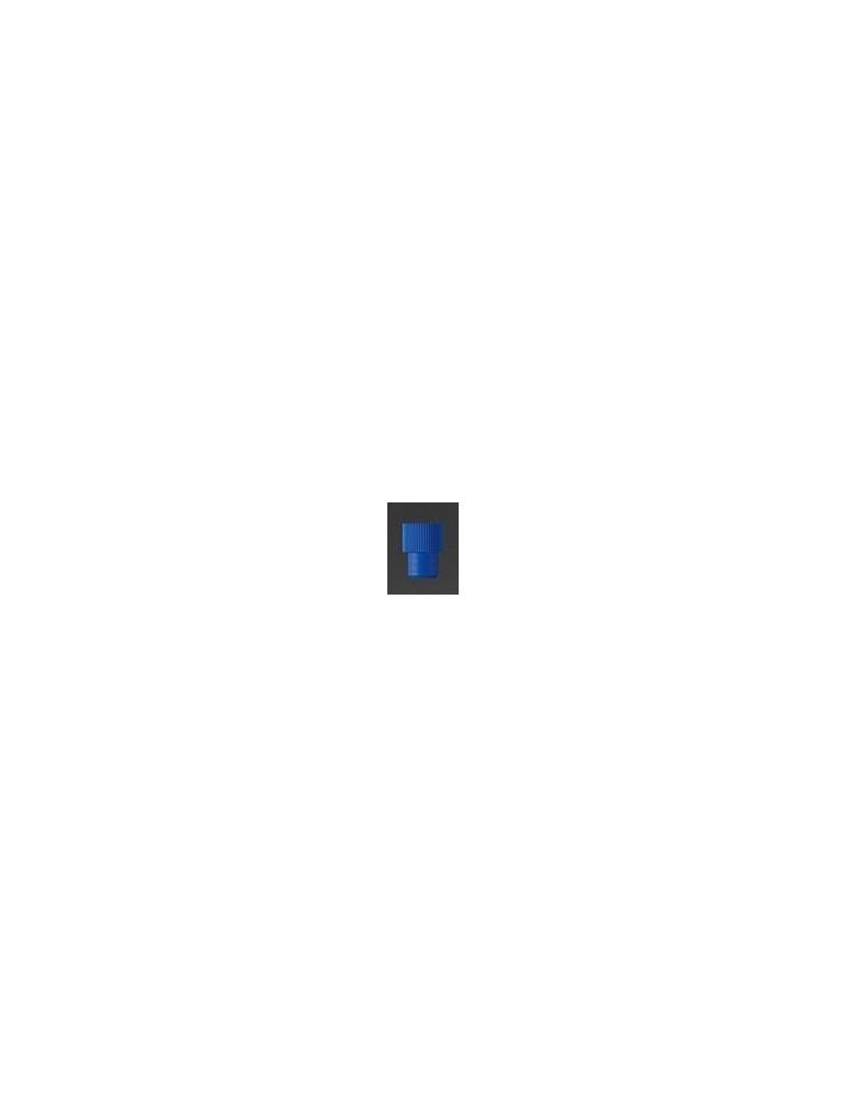 Blue Cap for Test Tubes (12-13mm)