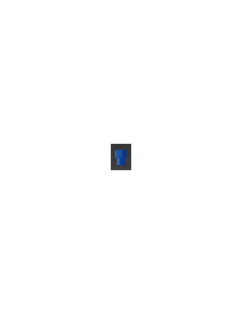 Μπλε Πώμα για Δοκιμαστικούς Σωλήνες (12-13mm)