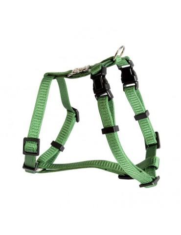 Harness with bone rhinestone 10mm
