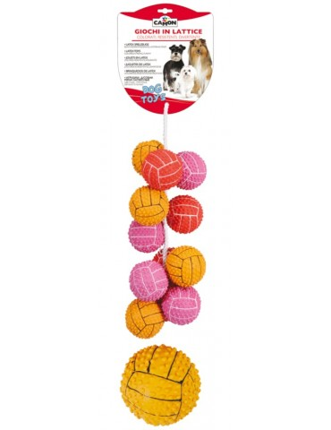 Latex Dog Toys