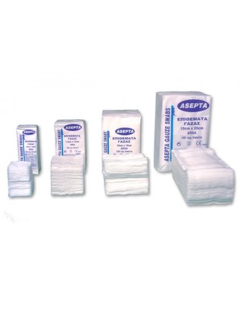 8ply Disposable Non-Sterile Gauze 10x10cm
