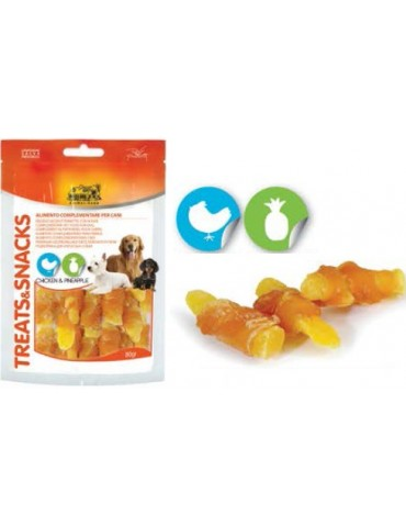 Chicken & Pineapple Treat For Dogs