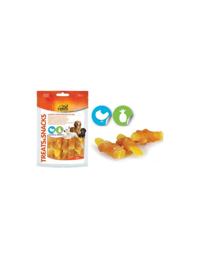 Chicken & Pineapple Treat