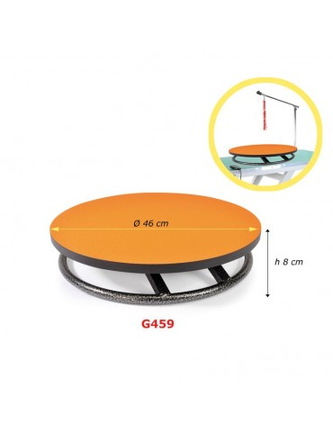 Rotating Grooming Table