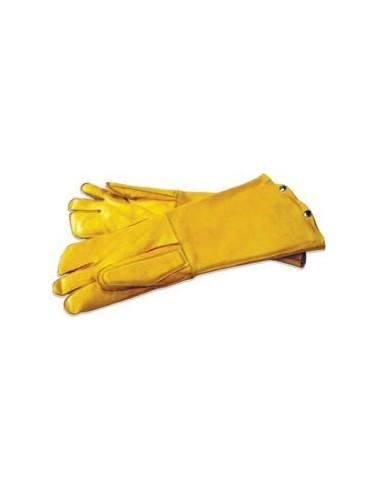 Female Crushing Protection Gloves