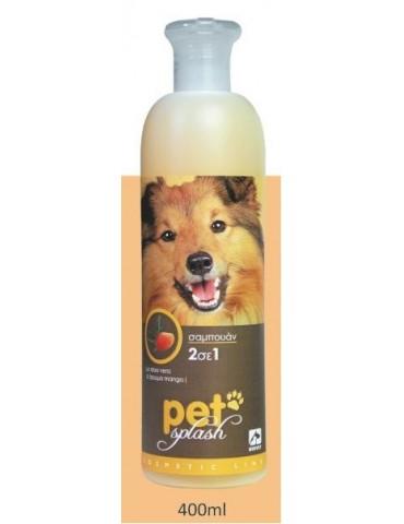 Pet Splash 2-in-1 Shampoo