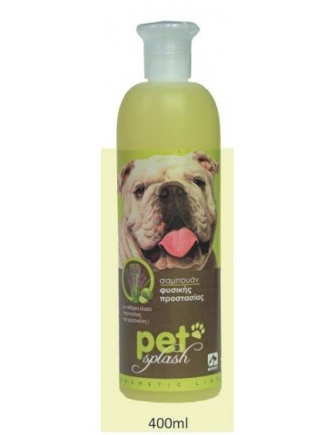 Pet Splash Natural Protection Shampoo